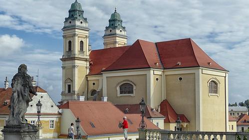 Valtice Kirche Maria Himmelfahrt