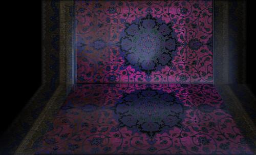"""Alfombras, espacios íntimos que simbolizan templos, árboles de la vida y el conocimiento, astros y paradisos. • <a style=""""font-size:0.8em;"""" href=""""http://www.flickr.com/photos/30735181@N00/32610071565/"""" target=""""_blank"""">View on Flickr</a>"""