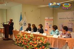 """Lanzamiento de Material en Derechos Humanos de la Mujer (5) • <a style=""""font-size:0.8em;"""" href=""""http://www.flickr.com/photos/141960703@N04/32635763325/"""" target=""""_blank"""">View on Flickr</a>"""