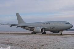 Luftwaffe 1023 (U. Heinze) Tags: airways aircraft airlines planespotting flugzeug eddv haj hannoverlangenhagen airport nikon d610 nikon28300mm