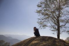 I34A7217 (Chris Photography(王權)(FB:王權)) Tags: 5d3 5dmark3 2470lii taiwan 合歡山 清境 女孩 女王 girl