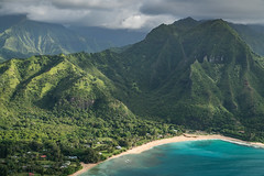 Kauai (Jeremy Duguid) Tags: kauai hawaii hawaiian islands tunnels beach ocean pacific island travel nature landscape beauty mountains lagoon hanalei bay surf valley landscapes photography sony a7r2 jeremy duguid traveling travels