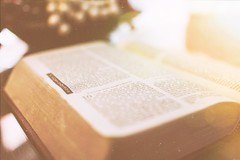 Thy Word (Jesonis Photography_On/Off (super busy)) Tags: thebible mextures bokeh canon canonef24mmf14liiusm
