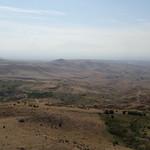 Weite Landschaft in Armenien