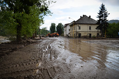 Bosnia Floods 2014