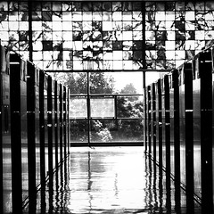 Biblioteca Central #UNAM <3 😍 (Greñitas) Tags: square squareformat iphoneography instagramapp uploaded:by=instagram