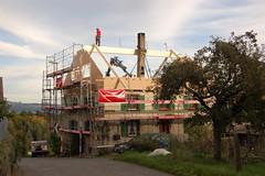 Dachaufstockung Rüti Hägglingen