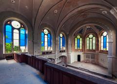 (franconiangirl) Tags: abandoned church decay iglesia kirche chiesa derelict verlassen urbex
