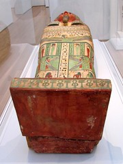 Coffin of Amunred 2 (Universal Pops (David)) Tags: wood red black green art motif beard ancient paint god decoration egypt northcarolina raleigh cairo symbols mummy coffin ankh rebirth protection dynasty gesso osiris hieroglyphics deities immortality afterlife deceased funereal northcarolinamuseumofart benisuef heracleopolis amunred