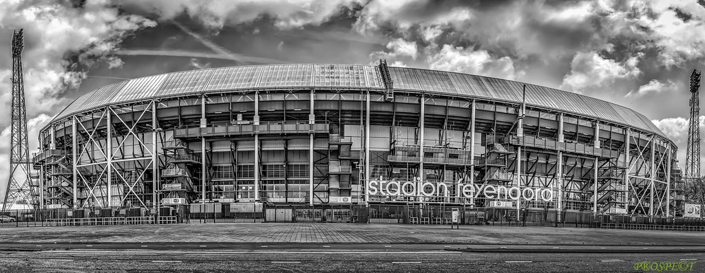 The world 39 s best photos of feyenoord and kuip flickr for Canvas feyenoord de kuip