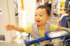 IMG_20150624_172452 (DeanMa1983) Tags: ikea perfect sony 台中 外出 晨晨 推車 a6000 sel24f18z