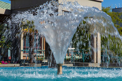 Fountain (LHRlocal) Tags: water fountain canon victoria vancouverisland british empress theempress 6d theempresshotel canon6d philbroad