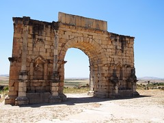 P5261400 (lnewman333) Tags: africa ancient arch northafrica historic worldheritagesite morocco fez maroc maghreb fes volubilis romanruins unescosite 1stcenturyad