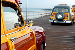 San Clemente Ocean Festival 7.18.15 3 (Marcie Gonzalez) Tags: marcie gonzalez marciegonzalez marciegonzalezphotography photography canon woodies woody pier piers san clemente ocean festival orange county southern california socal so cal beach water oldies oldie car cars vintage antique classic wood paneling panel wooden vehicle transportation classics planks planking chrome metal shinny collector collectors restored elegant elegance parade display show grey day cloudy overcast hot rods event yearly shore coast usa us united states america north americana 2015 sanclementeoceanfestival