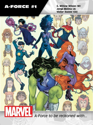 "A-Force_1_Promo • <a style=""font-size:0.8em;"" href=""http://www.flickr.com/photos/118682276@N08/19319588096/"" target=""_blank"">View on Flickr</a>"