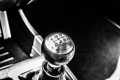 gear shifter (Oldzzy) Tags: auto car canon gear automotive 7d knob shifter 1755