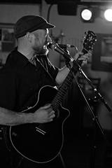 Wax Mannequin @ Irene's (J B Hildebrand) Tags: people blackandwhite bw music canada bar club bars live ottawa livemusic canadian event bands musical indie livebands independant 2015 bwconversion sonynex7 sel50f18 sonye50mmf18