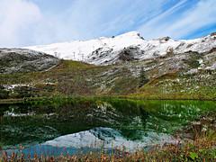 El Olimpo (Jesus_l) Tags: alpes de la europa suiza o nieve montaa reflejos jungfrau jungfraubahnen jessl