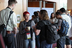 """OSCON 2015 Portland (O'Reilly Conferences) Tags: portland hardware software foss oscon attendees 2015 """"opensource"""" """"freesoftware"""""""