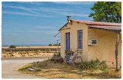 Una casetta in Provenza (marypink) Tags: summer house france bike casa estate pov lavander provence francia provenza bicicletta lavanda lndscape 2470mmf28 nikond800