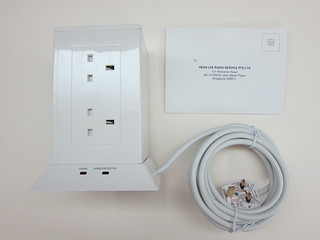 SoundTeoh Tower Socket With 9 Outlets