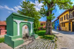 Odunpazar, Eskiehir (Nejdet Duzen) Tags: street old trip travel turkey cityscape colours turkiye historical eskiehir eski sokak turkei seyahat tarihi renkler odunpazar
