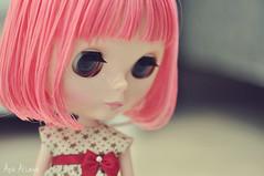 Pink hair *___*