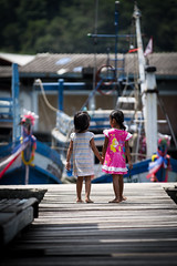 Auswahl-5989 (wolfgangp_vienna) Tags: thailand island asia asien harbour insel ko seafood hafen trat kut kood kokood kokut kohkut aoyai