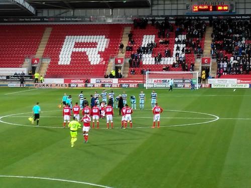 Rotherham v QPR (10)