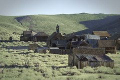 What Once Was (Greatest Paka Photography) Tags: bodie sierranevada mining oldwest boomtown california statehistoricpark history travel ghosttown preservation bodiehills valley goldmining lawless miningcamp goldrush decay arresteddecay nationalhistoriclandmark remote rural rustic
