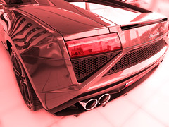 Magnificence (François Tomasi) Tags: cars car auto automobile voiture sport voituredesport lamborghini couleurs couleur colors color lumières lumière éclairage nikon reflex photography tomasi françois françoistomasi pointdevue pointofview pov france italie europe world photoshop réflection lights light janvier 2017