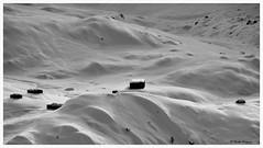 White Houses © Nicola Roggero (Nicola Roggero) Tags: black white snow frozen 13laghi prali germanasca valley winter snowscape houses nikon nicolaroggero 2017 piedmont alps mountains ray sun