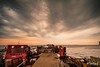 Port (urban67) Tags: sea boat sky clouds canon60d port landscape tamron1024 jakarta indonesia wide panorama
