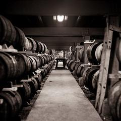 Glen Garioch Warehouse