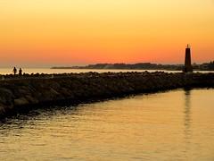 Siluetas (camus agp) Tags: mediterraneo puertos malaga españa marbella siluetas