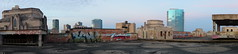It's been too long (DeeAshley) Tags: tandp texasandpacific urban urbex street skyline view industrial rooftop fortworth texas forgotten abandoned urbanexploration unedited pano city skyscrapers a7rii sony sunset dusk decay