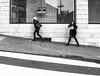 La cuesta de enero (Walimai.photo) Tags: black white blanco negro byn bw branco preto blanc noir street calle lumix panasonic salamanca spain españa alquiler dos deux 2