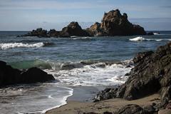 Pfeiffer Beach (San Francisco Gal) Tags: pfeifferbeach bigsur island beach pacificocean wave water sea coast