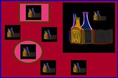 Replicas (russ.ditalia) Tags: patterns repetition still stilllife