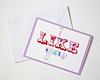 I like you handmade greeting card-6 (roisin.grace) Tags: etsy etsyshop etsyseller etsyhandmade etsyfinds greetingcards greetingcard handmade handpainted handmadecards handpaintedcards valentinesday valentines valentinescard love lovecards