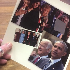 #project365 #day20 (gabrielgs) Tags: project365 day20 president america unitedstates obama trump inaugurationday newpresident iphonephotography inauguration