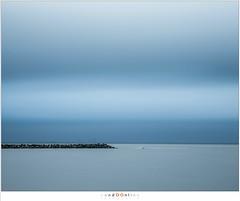 Blues hues (nandOOnline) Tags: water natuur wind blauw blauwtinten blue hues strekdam paardvanmarken binnenzee landschap zuiderzee zee meer ijsselmeer storm marken nholland nederland