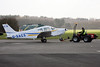 G-SACS_EGCJ_27.02.15 (G.Perkin) Tags: sherburn in elmet airfield yorkshire egcj light aircraft aviation airplane aeroplane prop general ga february cold graham perkin canon eos photography