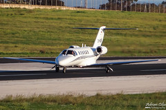 Private --- Cessna 525A Citation CJ2 --- D-INOB (Drinu C) Tags: adrianciliaphotography sony dsc hx100v mla lmml plane aircraft aviation private cessna 525a citation cj2 dinob bizjet privatejet