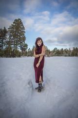 Leena (2 of 32) (napaeye) Tags: leena winter tahoe tahoekeys snow women model