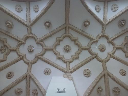 Sklepienie kaplicy Borkowskich w kazimierskiej farze