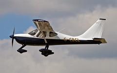 G-CBCL Stoddard-Hamilton Glasair (PlanecrazyUK) Tags: fly in sturgate 070615 gcbcl egcv stoddardhamiltonglasair