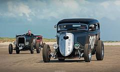 Johnny Best - 1934 Ford - 2015 VHRA Pendine Sands Hot Rod Races