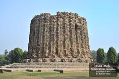 _D3T2197 Delhi - Qutab Minar komplexum (Nmeth Viktor) Tags: india viktor delhi complex minar qutab nmeth vilgutaz drnvq
