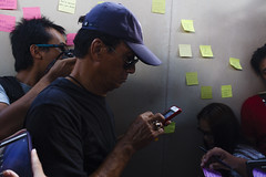 20150703-Post It-30 (Sora_Wong69) Tags: people thailand bangkok activist politic militaryjunta anticoup article44 nonviolentmovement
